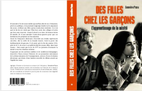Livre Genevieve Pezeu : Des dilles chez les garçons