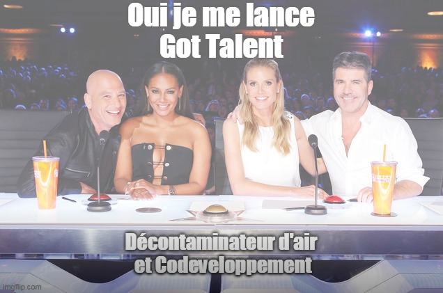 Oui je me lance Got Talent