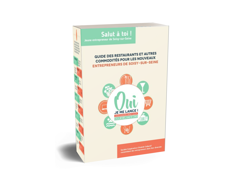 guide entrepreneur resto Soisy